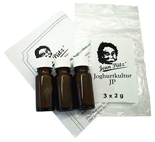 Jean Pütz Original, probiotische Joghurtkultur, Joghurt zum Selbermachen thumbnail