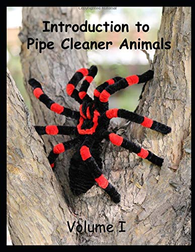 Introduction to Pipe Cleaner Animals: Volume 1 -