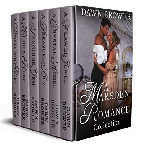 a-marsden-romance-english-edition