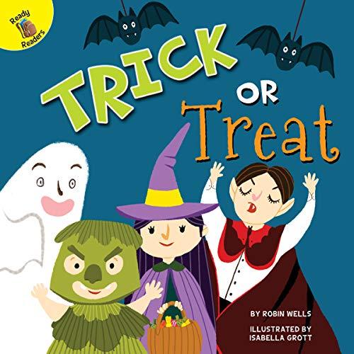 Trick or Treat (Field Trip Fun) (English Edition)