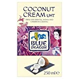 Blue Dragon Uht Crema De Coco (250ml) (Paquete de 2)