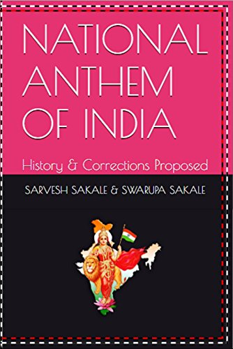 National anthem of india history corrections proposed indian national anthem of india history corrections proposed indian book 1 by fandeluxe Image collections