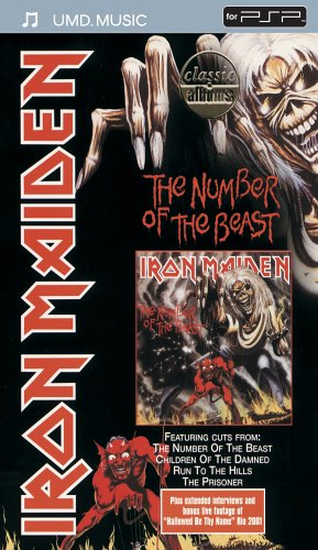 Iron-Maiden-The-Number-Of-The-Beast-Classic-Album-UMD-Universal-Media-Disc