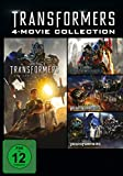 Transformers 1-4 [4 DVDs] -