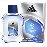 Adidas UEFA Star Edition After Shave, 1er Pack (1 x 100 ml)