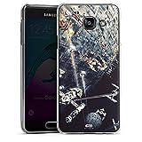 Samsung Galaxy A3 (2016) Hülle Case Handyhülle Star Wars Merchandise Fanartikel Todesstern