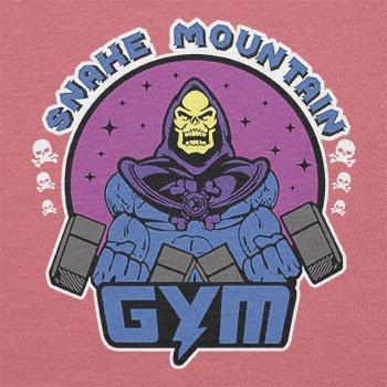 Texlab–Snake Mountain Gym–sacchetto di stoffa Pink