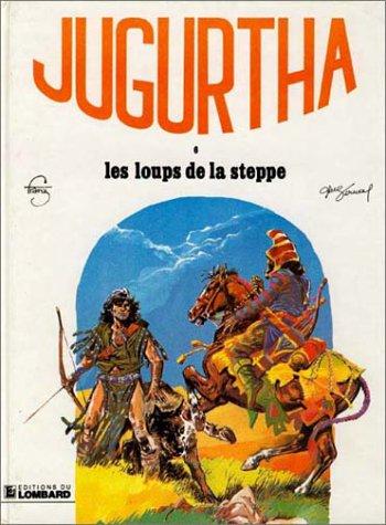 Loup Des Steppes Le (Les loups de la steppe (Jugurtha))