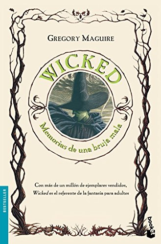 Wicked. Memorias de una bruja mala (Booket Logista)