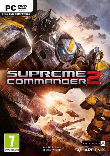 Supreme Commander 2 [Edizione: Regno Unito]