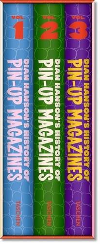 VA-25 HISTORY OF MEN'S MAGAZINE VOL.1-3