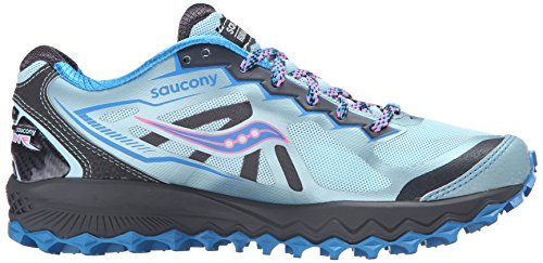 Saucony Peregrine 6 Women's Trail Laufschuhe - AW16 Blau