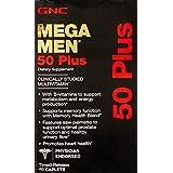 GNC Mega Hombres 50 Plus, 120 unidades: Amazon.es: Salud y ...
