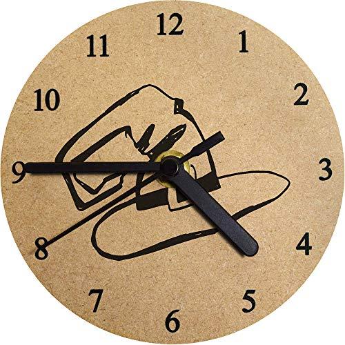 Hut' Kleine MDF-Uhr (CK00022682) ()