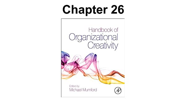 Chapter 026, Organizational Development