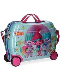Trolls 48399C1 Equipaje infantil, 34 litros, Varios colores