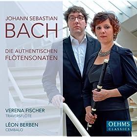 Flute Sonata in B minor, BWV 1030: I. Andante