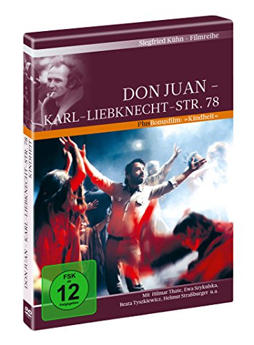 Don Juan - Karl-Liebknecht-Str. 78 (plus Bonusfilm: Kindheit)