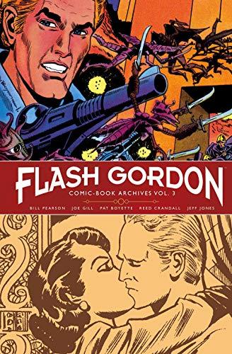 Flash Gordon. Comic-book archives: 3