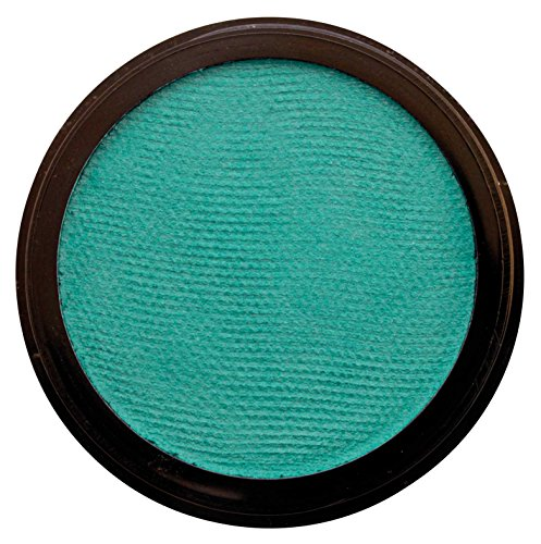 Eulenspiegel 350485 - Profi-Aqua Make-up Schminke - Perlglanz-Türkis - 3,5 ml / 5 g.