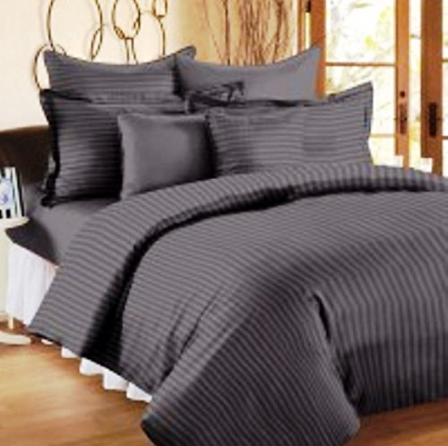 Trance Home Linen 210 TC Cotton Duvet Cover with 2 Pillow Covers...