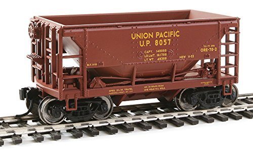 spur-h0-set-ore-car-union-pacific-6-wagen