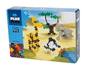 Plus-Plus 3725 Juguete de construcción Juego de construcción - Juguetes de construcción (Juego de construcción, Multicolor, 5 año(s), 170 Pieza(s), Niño/niña, Adultos y niños)