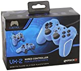 PlayStation 3: VX-2 Controller con Cavo, Blu