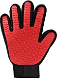 #7: Satyam kraft Dog Gloves Deshedding Gentle Efficient Pet Cat Care Dog Bath Comb for Pets for Dog Animals Cats