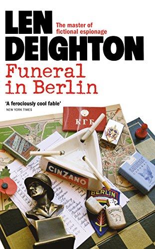 Funeral in Berlin (English Edition) par Len Deighton