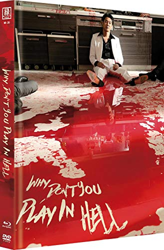 Why don't you play in hell? - Mediabook - Cover C - Limited Edition auf 250 Stück (OmU)  (+ DVD) [Blu-ray]