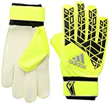 adidas Uni Torwart/Trainings-Handschuhe Ace Torwarthandschuhe, Solar Yellow/Black/Onix, 9.5