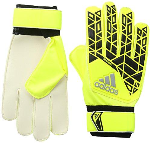 adidas Torwart/Trainings-Handschuhe Ace Torwarthandschuhe, Solar Yellow/Black/Onix, 8.5