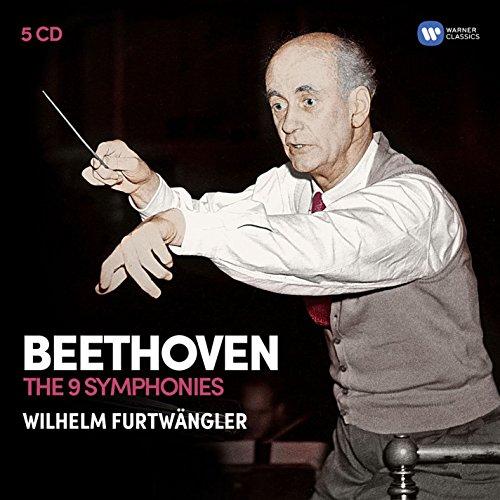 Beethoven: The 9 Symphonies (Coffret 5 CD)