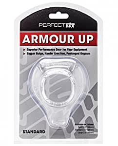 Perfect Fit Armour Up Standard Size - Clear by Perfect fit brand