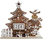 WeRChristmas–Albero E Renna Natale con calendario dell