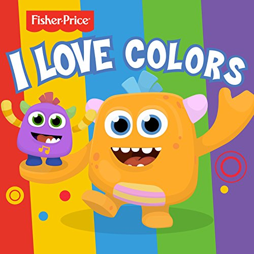 Fisher-Price Monsters - I Love Colors (Fisher Price Mp3)