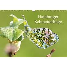 Hamburger Schmetterlinge (Wandkalender 2019 DIN A3 quer): Schmetterlinge - Filigrane Flieger ganz Nah (Monatskalender, 14 Seiten ) (CALVENDO Tiere)
