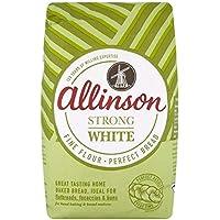 Allinson Harina De Fuerza De 1,5 Kg De Pan Blanco (Paquete de 6