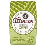 Allinson Harina De Fuerza De 1,5 Kg De Pan Blanco (Paquete de 2)