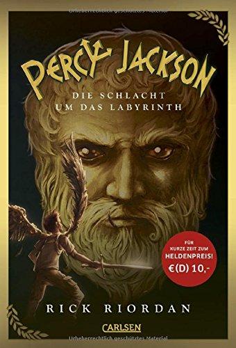 Preisvergleich Produktbild Percy Jackson - Die Schlacht um das Labyrinth (Percy Jackson 4)