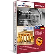 Sprachenlernen24.de Deutsch für Polen Basis PC CD-ROM: Lernsoftware auf CD-ROM für Windows/Linux/Mac OS X