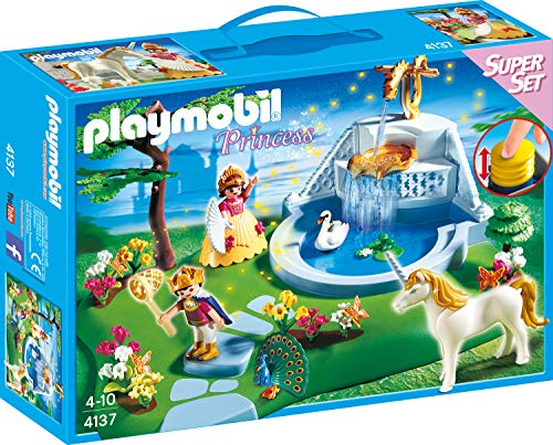 Playmobil Super Set Dream Garden - Kits Figuras Juguete