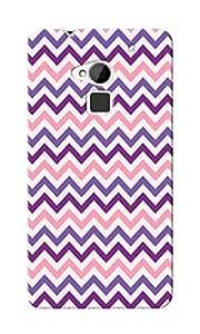 KnapCase Patterned Designer 3D Printed Case Cover For HTC One Max