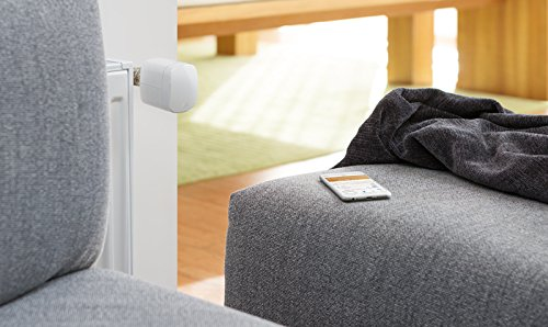 Elgato Eve Thermo – Heizkörperthermostat mit Apple HomeKit-Unterstützung, Bluetooth Low Energy - 3