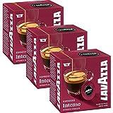 Lavazza A Modo Mio Espresso Intenso, 3 x 16 Kapseln, 3er Pack