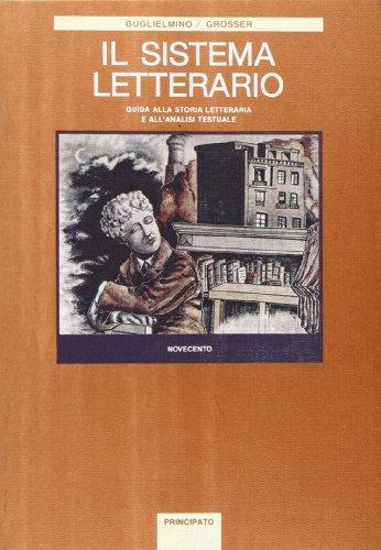 Il sistema letterario: 5
