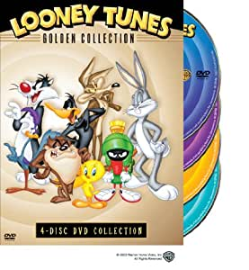 Looney Tunes - The Golden Collection [Import USA Zone 1]