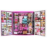 Tootpado 1c122 Party Girl Doll and Her F...