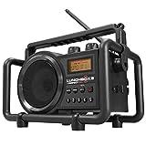 PerfectPro LUNCHBOX 2 Baustellenradio mit UKW, MW und AUX-Eingang